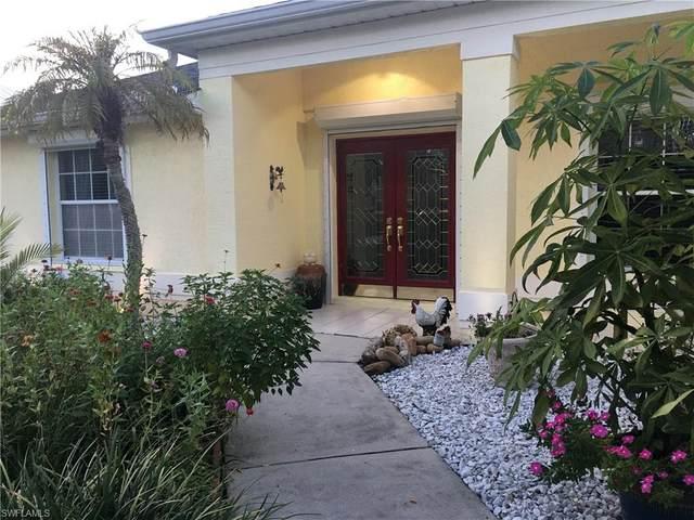 2309 El Dorado Parkway W, Cape Coral, FL 33914 (MLS #220058679) :: Premier Home Experts