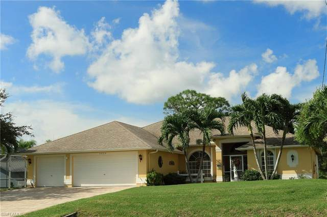 2835 NW 14th Terrace, Cape Coral, FL 33993 (MLS #220058721) :: Florida Homestar Team