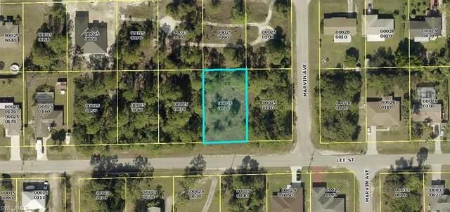 5218 Lee Street, Lehigh Acres, FL 33971 (#220058791) :: The Dellatorè Real Estate Group