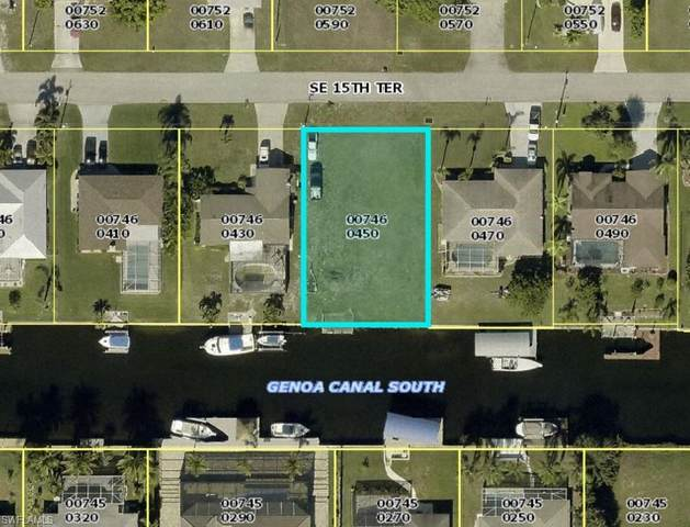 1418 SE 15th Terrace, Cape Coral, FL 33990 (MLS #220058839) :: The Naples Beach And Homes Team/MVP Realty