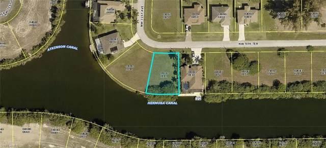 3006 NW 9th Terrace, Cape Coral, FL 33993 (MLS #220058855) :: Clausen Properties, Inc.