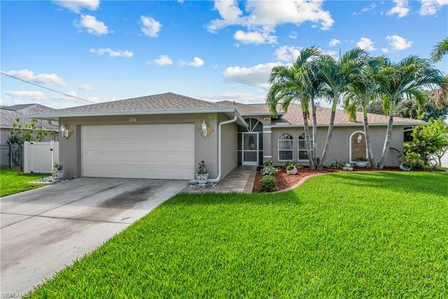 174 SE 4th Street, Cape Coral, FL 33990 (MLS #220058873) :: The Naples Beach And Homes Team/MVP Realty