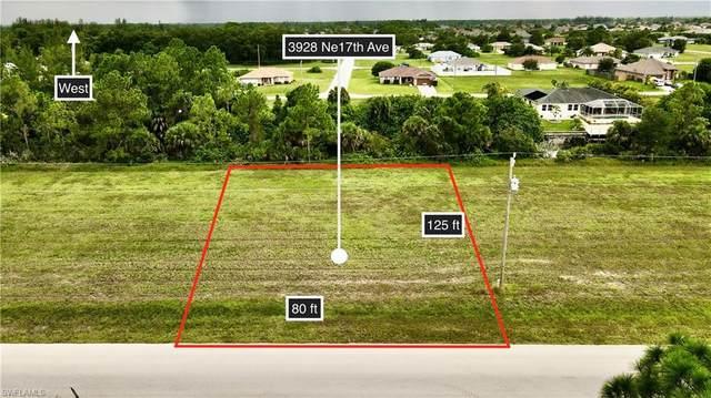 3928 NE 17th Avenue, Cape Coral, FL 33909 (#220058904) :: The Dellatorè Real Estate Group