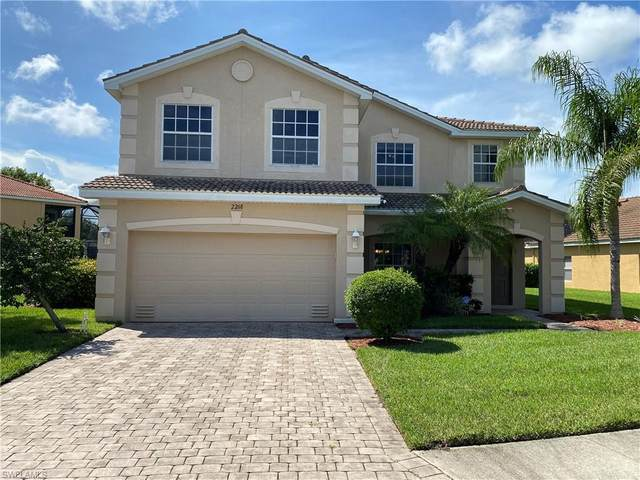 2268 Cape Heather Circle, Cape Coral, FL 33991 (#220058973) :: Jason Schiering, PA