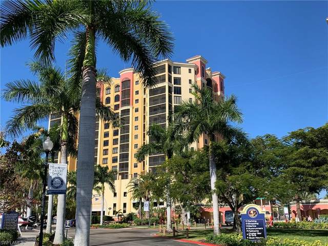 5781 Cape Harbour Drive #1104, Cape Coral, FL 33914 (#220059122) :: Caine Premier Properties
