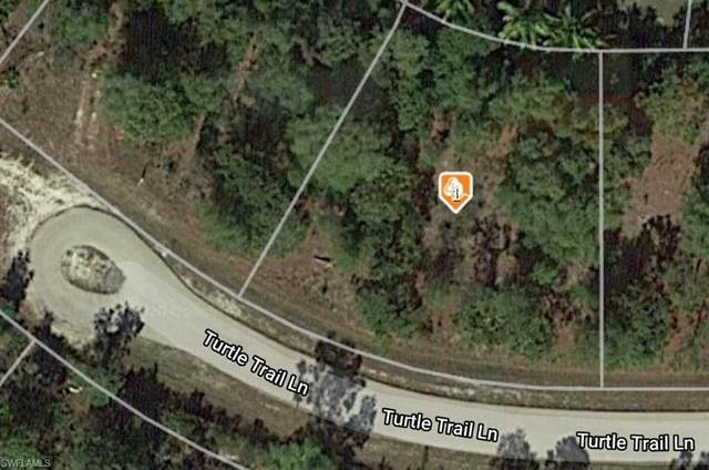 4460 Turtle Trail Lane, St. James City, FL 33956 (MLS #220059184) :: BonitaFLProperties