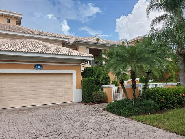 4815 Aston Gardens Way B101, Naples, FL 34109 (MLS #220059189) :: #1 Real Estate Services