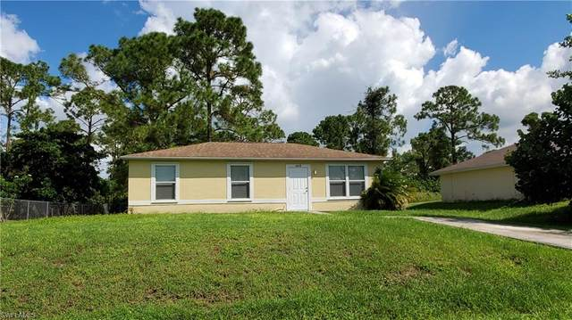 4008 2nd Street W, Lehigh Acres, FL 33971 (#220059221) :: The Dellatorè Real Estate Group