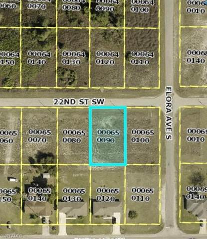 2803 22nd Street SW, Lehigh Acres, FL 33976 (#220059242) :: The Dellatorè Real Estate Group