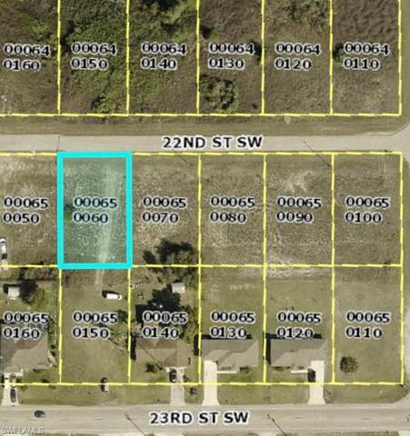 2809 22nd Street SW, Lehigh Acres, FL 33976 (#220059259) :: The Dellatorè Real Estate Group