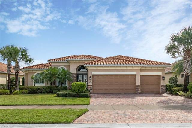 12613 Chrasfield Chase, Fort Myers, FL 33913 (#220059269) :: The Dellatorè Real Estate Group