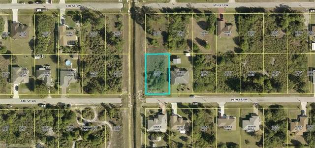 3418 10th Street SW, Lehigh Acres, FL 33976 (#220059331) :: The Dellatorè Real Estate Group