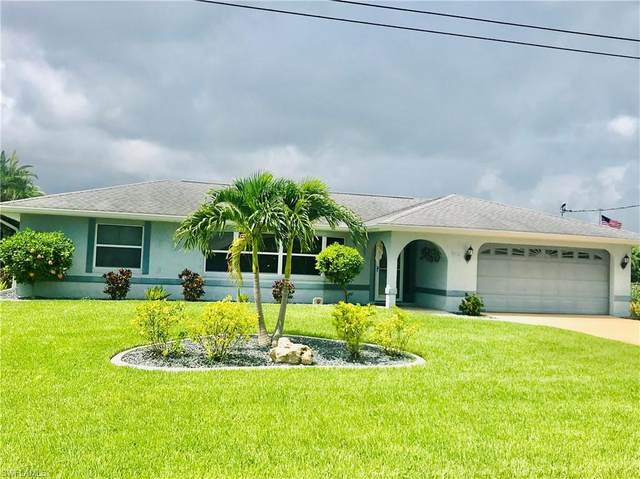 3416 SE 10th Place, Cape Coral, FL 33904 (MLS #220059333) :: NextHome Advisors