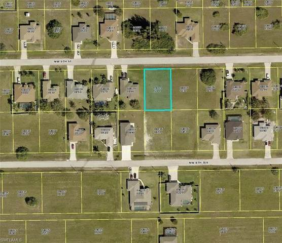 2440 NW 9th Street, Cape Coral, FL 33993 (#220059336) :: Jason Schiering, PA