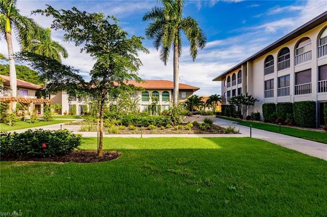 6102 Whiskey Creek Drive #104, Fort Myers, FL 33919 (MLS #220059346) :: The Naples Beach And Homes Team/MVP Realty