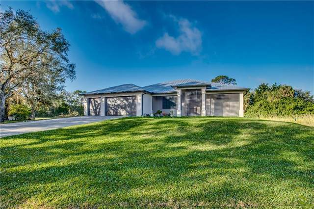 2930 NW 14th Terrace, Cape Coral, FL 33993 (#220059389) :: Jason Schiering, PA