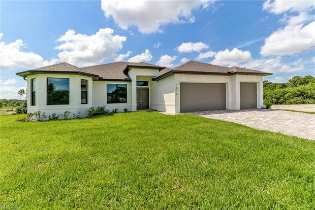 1815 NW 29th Avenue, Cape Coral, FL 33993 (#220059433) :: Jason Schiering, PA