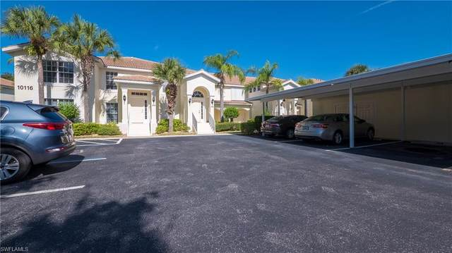 10116 Colonial Country Club Boulevard NW #307, Fort Myers, FL 33913 (MLS #220059457) :: RE/MAX Realty Team