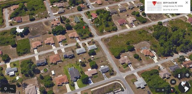 3519 3rd Street W, Lehigh Acres, FL 33971 (#220059476) :: The Dellatorè Real Estate Group