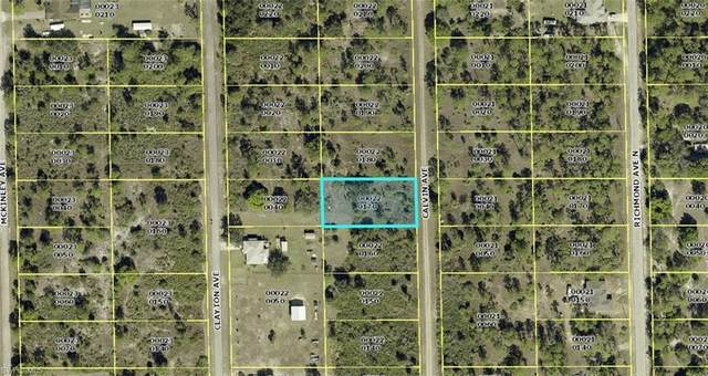 1713 Calvin Avenue, Lehigh Acres, FL 33972 (#220059529) :: The Dellatorè Real Estate Group
