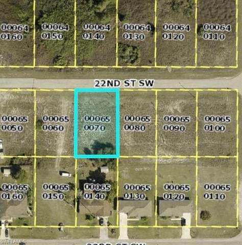 2807 22nd Street SW, Lehigh Acres, FL 33976 (#220059535) :: The Dellatorè Real Estate Group