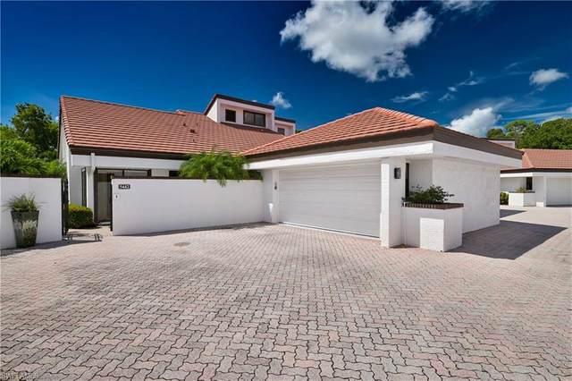 5442 Harbour Castle Drive, Fort Myers, FL 33907 (#220059539) :: The Dellatorè Real Estate Group