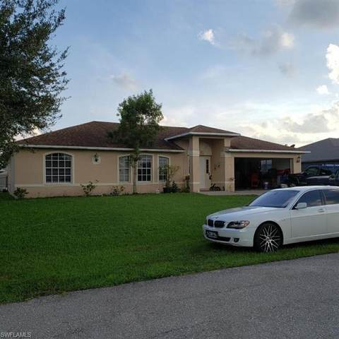 316 SE 26th Street, Cape Coral, FL 33904 (MLS #220059644) :: Domain Realty