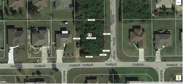 5000 Banning Street, Lehigh Acres, FL 33971 (#220059659) :: The Dellatorè Real Estate Group