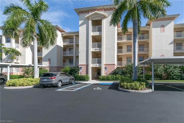 4015 Palm Tree Boulevard #404, Cape Coral, FL 33904 (MLS #220059663) :: RE/MAX Realty Team