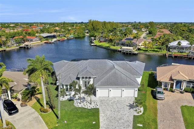1933 SW 51st Street, Cape Coral, FL 33914 (MLS #220059679) :: Domain Realty