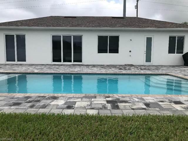 237 Santa Barbara Boulevard, Cape Coral, FL 33991 (MLS #220059685) :: Domain Realty