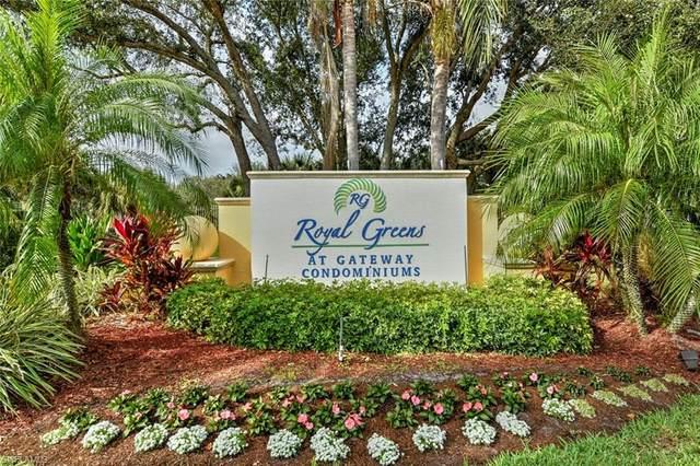 11490 Villa Grand #214, Fort Myers, FL 33913 (MLS #220059703) :: Domain Realty
