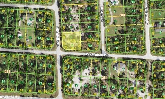 13182 Panatella Drive, Punta Gorda, FL 33955 (#220059717) :: The Dellatorè Real Estate Group