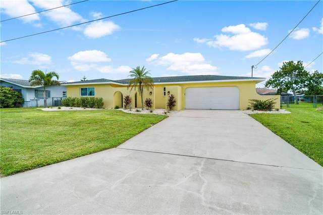 1106 SE 41st Street, Cape Coral, FL 33904 (MLS #220059764) :: RE/MAX Realty Group