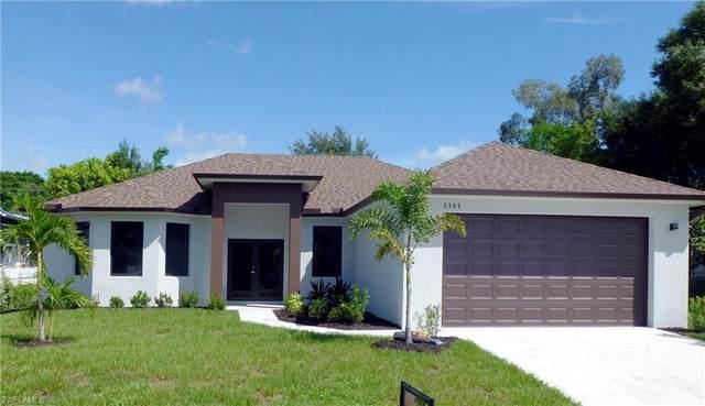 3309 Ellington Court, Fort Myers, FL 33916 (#220059901) :: The Dellatorè Real Estate Group