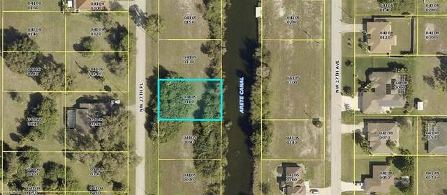 1903 NW 27th Place, Cape Coral, FL 33993 (#220060045) :: The Dellatorè Real Estate Group