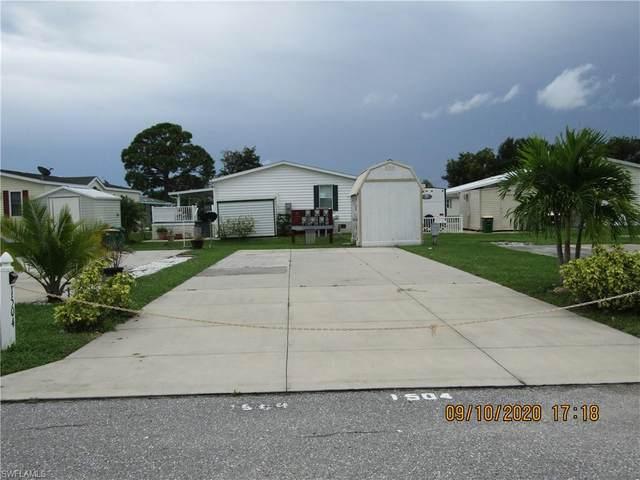1504 N Manatee Loop, Punta Gorda, FL 33950 (MLS #220060112) :: Florida Homestar Team