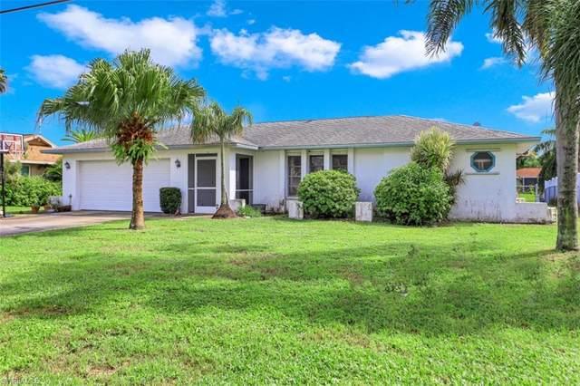 1438 SE 15th Terrace, Cape Coral, FL 33990 (MLS #220060133) :: RE/MAX Realty Team