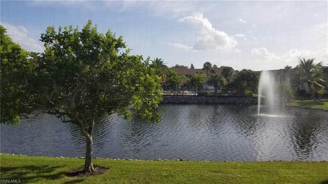 9281 Central Park Drive #202, Fort Myers, FL 33919 (MLS #220060422) :: Clausen Properties, Inc.
