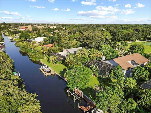3980 Hidden Acres Circle S, North Fort Myers, FL 33903 (#220060434) :: The Dellatorè Real Estate Group