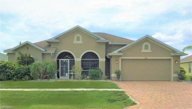 4636 Varsity Circle, Lehigh Acres, FL 33971 (#220060477) :: The Dellatorè Real Estate Group