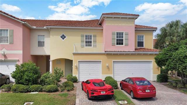 9808 Solera Cove Pointe #105, Fort Myers, FL 33908 (MLS #220060487) :: RE/MAX Realty Team