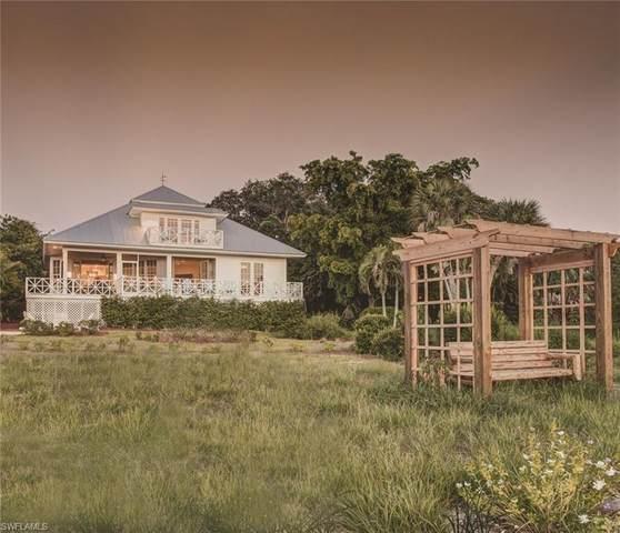 140 Useppa, Useppa Island, FL 33924 (#220060495) :: The Dellatorè Real Estate Group