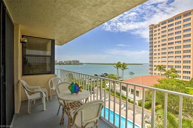 8701 Estero Boulevard #405, Bonita Springs, FL 33931 (MLS #220060717) :: Uptown Property Services