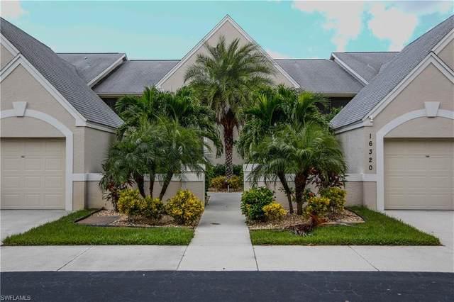 16320 Kelly Cove Drive #273, Fort Myers, FL 33908 (#220060745) :: The Dellatorè Real Estate Group
