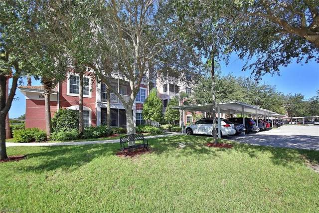 11700 Pasetto Lane #307, Fort Myers, FL 33908 (MLS #220060767) :: RE/MAX Realty Team
