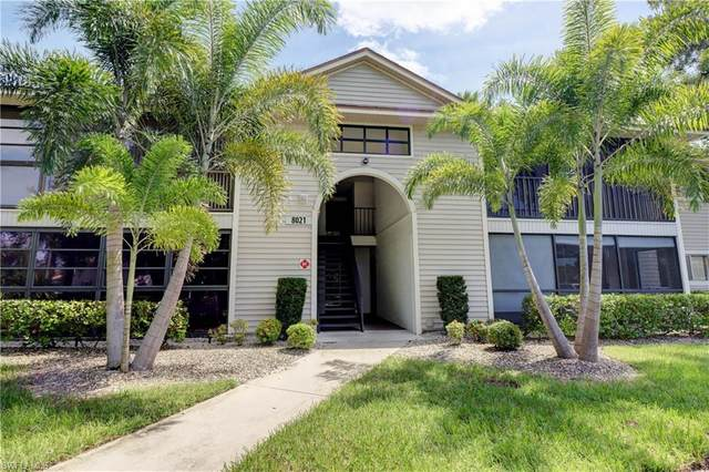 8021 S Woods Circle #6, Fort Myers, FL 33919 (#220060818) :: The Dellatorè Real Estate Group