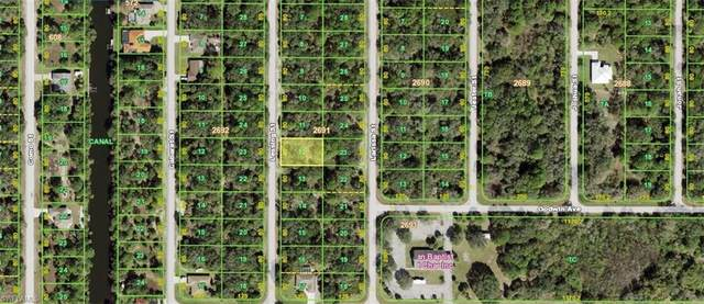 3160 Lessing Street, Port Charlotte, FL 33948 (MLS #220060854) :: Florida Homestar Team