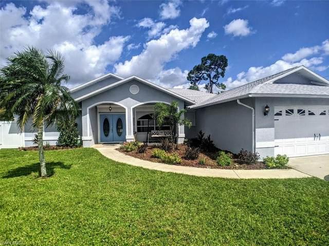 447 SW 19th Terrace, Cape Coral, FL 33991 (MLS #220060889) :: #1 Real Estate Services