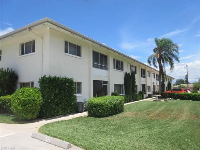 4802 Tudor Drive #204, Cape Coral, FL 33904 (MLS #220060928) :: Florida Homestar Team